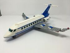 ONLY aircraft Lego 3181 Passenger Plane used airplane plane airport