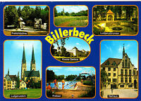 Billerbeck in Westfalen, Postkarte gelaufen