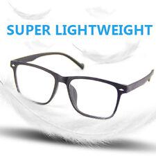 Cyxus Blue Light Blocking Computer Glasses Anti UV Classic Black Frame Women Men