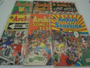 Spire Christian Comic Books Lot (11) (Archie e.t.c.)