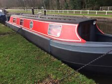 USEABLE NARROW BOAT PROJECT 43FT....LISTERS 2