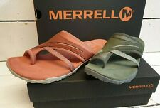 Ladies Merrell J98748 Terran Post II Slip On Sandals
