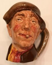 """Royal Doulton England Toby Small """"Arry/Appy"""" Mug JugCollectable Vintage 1946"""