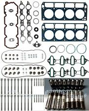 Chevy GMC 5.3 5.3L Mahle Head Gasket Set Bolts AFM DOD Lifters Kit 2010-2014