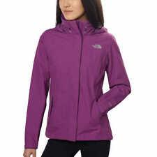 The North Face Women's Sangro Jacket Purple Violet MEDIUM Waterproof Hooded NWT