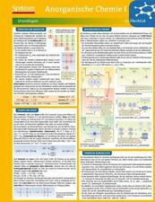Lerntafel: Anorganische Chemie I im Überblick von Angela Simeon (2010, Poster)