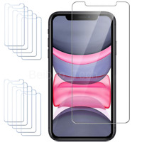 Wholesale Bulk Screen Protector Film Tempered Glass Lot For iPhone 11 XR 8 Plus