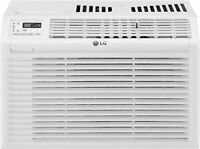 LG 6000 BTU Window Air Conditioner |  260 Sq. Ft. Cooling Area