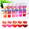 LONG LASTING WATERPROOF Romantic Bear Lip Gloss LIPSTICK Peel Off Mask Tattoo