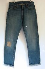 RARE First LVC LEVIS VINTAGE CLOTHING 1967 505 WASHED W36 L36 BIG E
