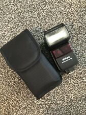 Nikon Speedlight SB-600 Shoe Mount Flash