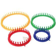 14/19/24/29cm Round Circle Hat Classical Knifty Knitter Knitting Knit Loom Kit
