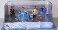 Disney Princess Cinderella Figure Playset Figurine 6 Piece - Brand NEW SEALED !