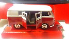 WELLY - 1963 VW VOLKSWAGEN T1 SAMBA BUS       1/36 APRX.   * NEW *