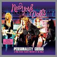 NEW YORK DOLLS - Personality Crisis (LP) (180g White Vinyl) (M/M) (Sealed)
