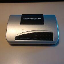 SWITCH 5 PORTE CONCEPTRONIC C10055 usato