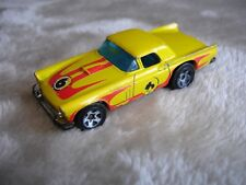 Hot Wheels 1977 Yellow '57 T Bird All American Metal Diecast Collector Car # B10