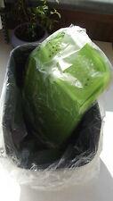Tupperware - A 169 -  Kartoffellager - schwarz grün - Neuware  OVP