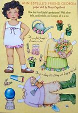 MARY ENGELBREIT Mag. Paper Doll, Georgia, April/May 2003, Uncut