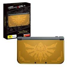 New Nintendo 3DS XL Console Hyrule Edition - BRAND NEW RARE BNIB FAST SHIPPING