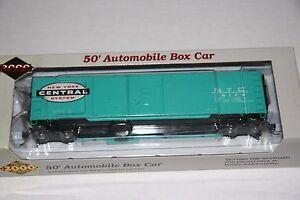 P2K #30375 50' AUTOMOBILE BOX CAR, NYC  #76126  RTR  NEW