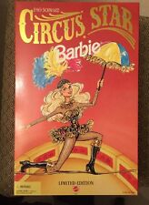 1994 Circus Star Barbie - Fao Schwarz - New In Box