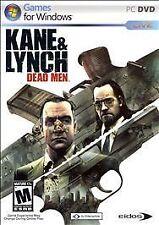 Kane & Lynch: Dead Men (PC, 2007) New
