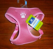 Top Paw pink padded comfort harness SZ S