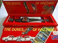 Dukes of Hazzard  Vintage LCD Quartz Wrist Watch (UNISONIC 1981)