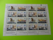 MH Marshall Islands * SC 242-445 WWII * Battle of River Plate * MNH * Sht 12 W4