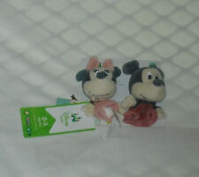 Mickey/Minnie Organic Cotton Finger Puppets