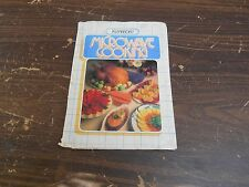 Kenmore Microwave Cooking : Sears (1985, Hardcover) Cookbook