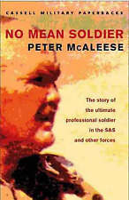 No Mean Soldier (Cassell Military Paperbacks), Mcaleese, Peter | Paperback Book