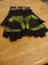 Nike Unisex Havoc Training Gloves Color Black/Anthracite/Volt Size S/P New