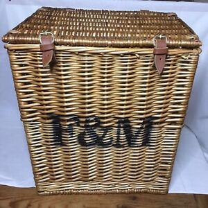 Fortnum And Mason Hamper Basket Unusual Design Laundry? Good Size