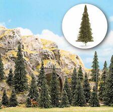 N scale gauge Busch THIRTY (30) Fine Needle PINE / FIR TREES # 6571 Wire Trunks