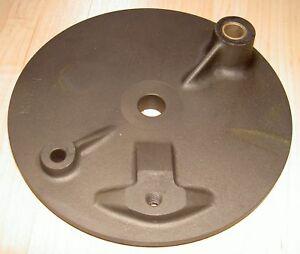 Rickman Metisse G80 G85 B44 Weslake B50 magnesium rear brake backing plates NEW