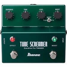 Ibanez Guitar Pedal Tube Screamer Overdrive Pro TS808DX FAST SHIP