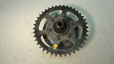 1979-1980 Suzuki GS750E GS 750 S307. rear sprocket and carrier