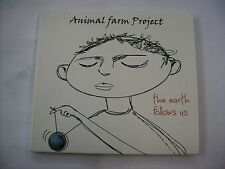 ANIMAL FARM PROJECT - THE EARTH FOLLOWS US - CD NEW SEALED 2013