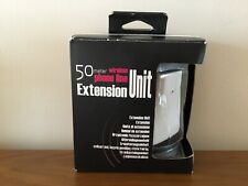 50 Meter Wireless Phone Line Extension Unit NEW - Lot A