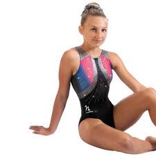 """Milano Pro Sport Gymnastic leotard - Fierce Bodice 200803 - Sizes 26""""-36""""  NEW"""