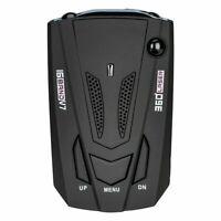 360° Car Radar V7 GPS Speed Police Safe Detector Voice Alert Warning X K Ka Band