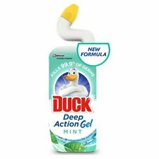 Duck Mint Toilet Cleaner Liquid 5 in 1 750ml - Free Shipping