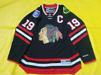 Jonathan Toews Chicago Blackhawks Jersey 2014 stadium Series mens XL Reebok nhl