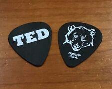 Mumford & Sons TED Dwane 2019 Delta Tour Guitar Pick Black