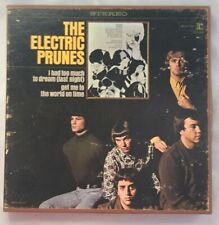 7-1/2ips Electric Prunes S/T I had Too Much To Dream Last Night Reel  Guaranteed