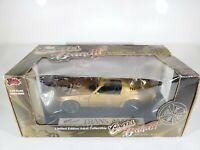Coors Bandit Pontiac Trans-Am Gold Malibu International 1:24 Scale Diecast NIB