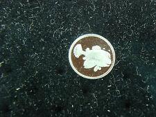 Clown Fish 1 Gram .999 Pure Silver Round Coin Bar Bullion Gift Idea