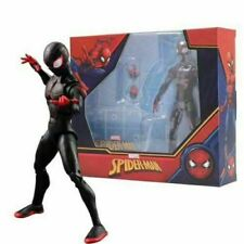 Marvel Spider-Man Miles Morales Action Figures Doll Kids Child Play Set Toy Gift